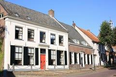 Amerongen histórico en la provincia Utrecht, los Países Bajos Imagen de archivo libre de regalías