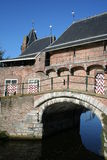Amersfoort in holland Stock Photography