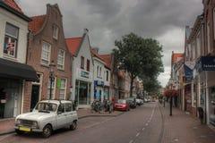 Amersfoort Nederländerna, Europa Royaltyfria Bilder