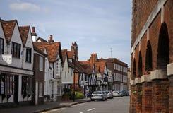 Amersham Stary miasteczko Zdjęcie Royalty Free
