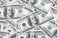 amerykańscy dolary Obraz Stock