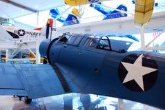 Amerykańscy samoloty szturmowi od drugiej wojny światowa Obrazy Stock