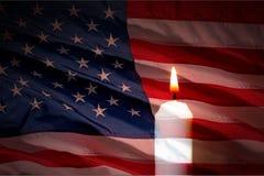 amerykańska flaga zdjęcia royalty free