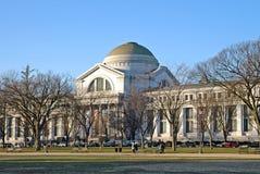 amerykańska muzeum historii naturalnej stolicę Waszyngton Zdjęcia Stock