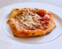 amerykańska pizza zdjęcia stock
