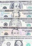 amerykańska waluty ćwierć odizolowane white Zdjęcie Royalty Free