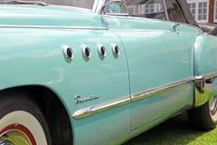 Amerykański buick osiem roadmaster Obraz Stock