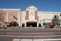 Amerykański centrum handlowe Zdjęcie Stock