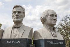 Amerykański dojrzałość polityczna park w Houston, Teksas Fotografia Royalty Free