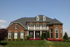 amerykański dom obraz stock