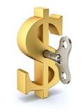 Amerykański ekonomiczny rozpędu pojęcie Obraz Royalty Free