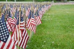 amerykański flagę obrazy royalty free