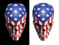 Amerykański horror v2 Zdjęcia Royalty Free