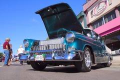 amerykański klasyk samochodu Zdjęcie Royalty Free