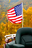 Amerykański Patriotyzm obraz royalty free