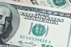 Amerykański pieniądze Obraz Royalty Free