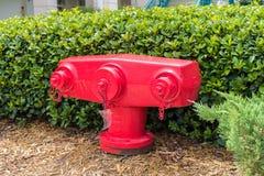Amerykański Pożarniczy hydrant Obrazy Royalty Free