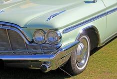 Amerykański rocznika desoto samochód Zdjęcie Stock
