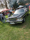 amerykański samochód mięsień obraz royalty free