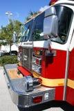 amerykański samochód strażacki zdjęcie royalty free