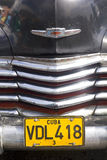 amerykański samochodowy klasyczny Obraz Stock