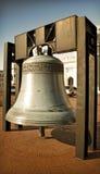 Amerykańskiej legii wolność Bell Obrazy Royalty Free