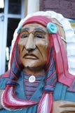amerykańsko-indiański Obrazy Stock