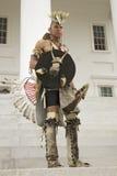 Amerykańsko-indiański Obrazy Royalty Free