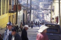 AMERYKA ŁACIŃSKA HONDURAS COPAN Obrazy Stock
