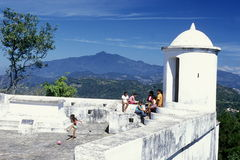 AMERYKA ŁACIŃSKA HONDURAS GARCIAS Fotografia Royalty Free