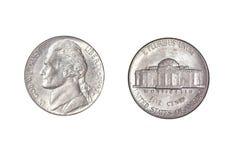 Ameryka kwartalny dolar zdjęcie royalty free
