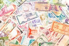 Ameryka papieru bank obrazy stock
