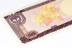 Ameryka Południowa currancy banknot Obraz Royalty Free