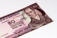 Ameryka Południowa currancy banknot Fotografia Royalty Free