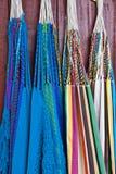 Ameryka Południowa - Majski hamak Zdjęcie Royalty Free