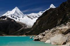 Ameryka Południowa, Peru krajobraz Zdjęcia Royalty Free