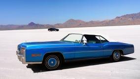 Ameryka rocznika samochód obraz royalty free