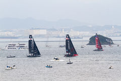 Ameryka ` s filiżanki mistrzostwa świata, Fukuoka 2016 Fotografia Royalty Free