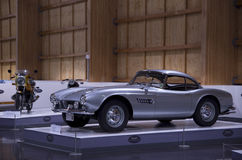 Ameryka Samochodowy muzeum Obrazy Royalty Free