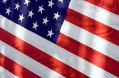 amerykańska flaga Fotografia Royalty Free
