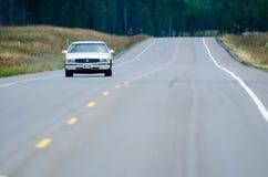 amerykańska wiejska droga Fotografia Stock