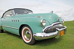 amerykański buick samochodu rocznik Fotografia Royalty Free
