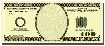 amerykański dolar Obraz Royalty Free
