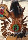 amerykański indianin Obrazy Stock