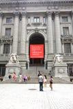 amerykański indianin muzeum krajowe Fotografia Stock