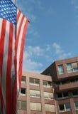 amerykański interesy korporacji Fotografia Royalty Free