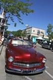 Amerykański Klasyczny Samochód Zdjęcia Royalty Free