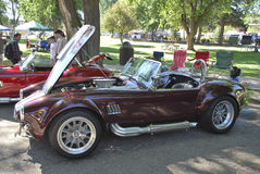 Amerykański Klasyczny Samochód Fotografia Stock