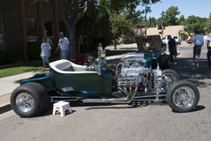 Amerykański Klasyczny Samochód Obrazy Royalty Free