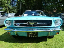 Amerykański Klasyczny Samochodowy mustang Fotografia Royalty Free